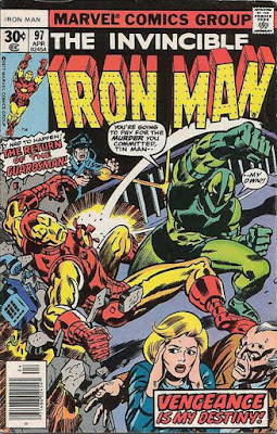 Iron Man #97, the Guardsman