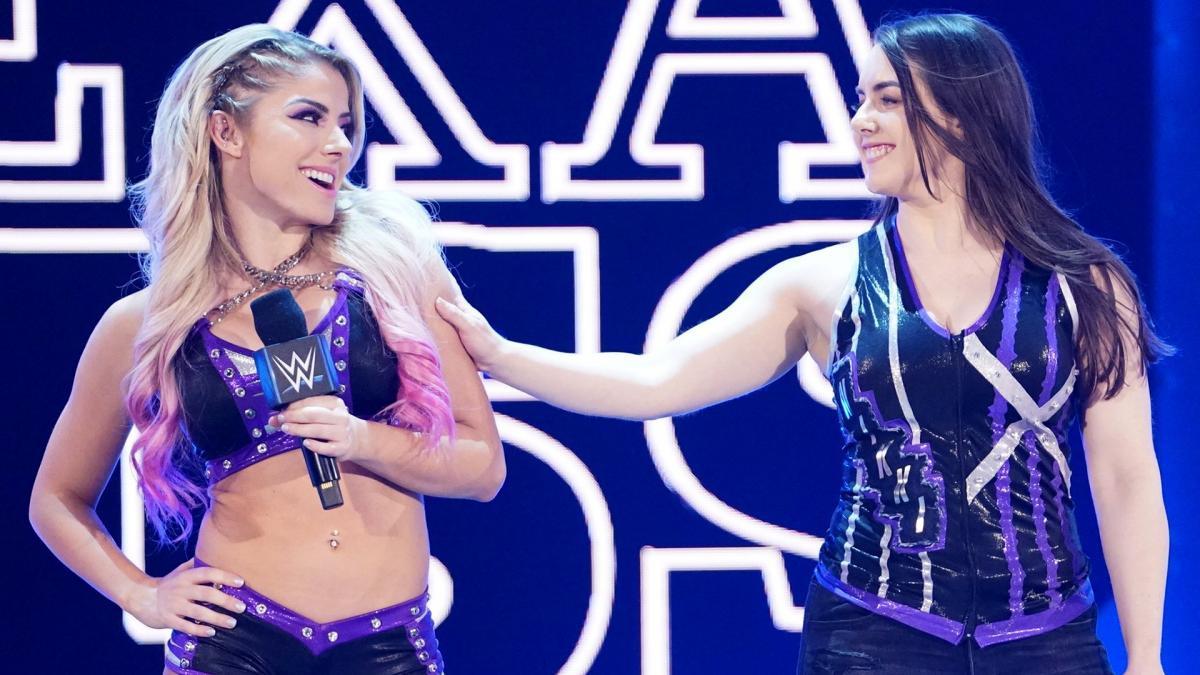 Alexa Bliss rompe sua amizade com Nikki Cross de forma definitiva