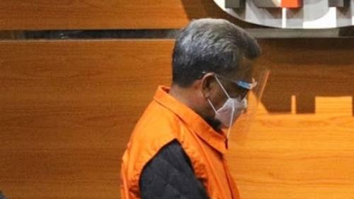 Resmi! KPK Perpanjang Masa Penahanan Gubernur Nurdin Abdullah