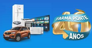 Cadastrar Promoção Aniversário Farma Ponte 2020 Festival de Prêmios 40 Anos