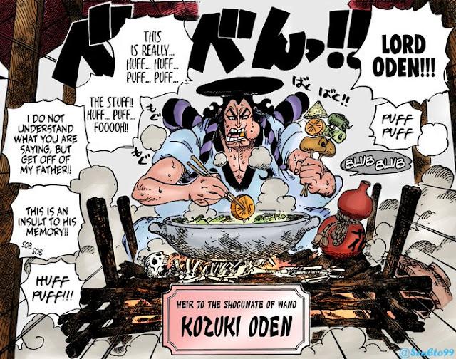 Spoiler dan Prediksi One Piece Chapter 961: Petualangan Oden Berlanjut