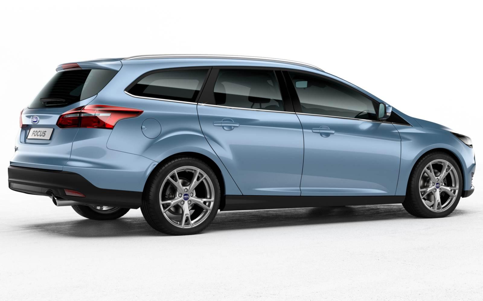 novo ford focus 2015 fotos oficiais do modelo com facelift car blog br. Black Bedroom Furniture Sets. Home Design Ideas