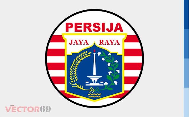 Logo Persija Jakarta - Download Vector File EPS (Encapsulated PostScript)