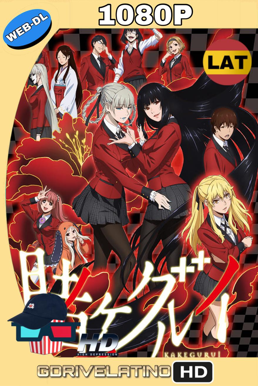 Kakegurui (2017) Temporada 1 NF WEB-DL 1080p (Latino-Japonés) MKV