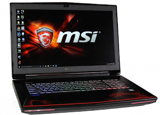 MSI GT72S Drivers for windows 7 64bit and windows 10 64bit