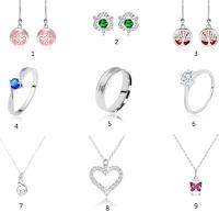 Scegli il tuo gioiello preferito e prova a vincerlo gratis