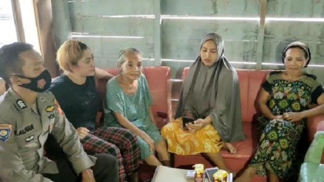 Video Nenek di Bone Sulsel Dipasung Anak Sendiri Viral, Ini Faktanya