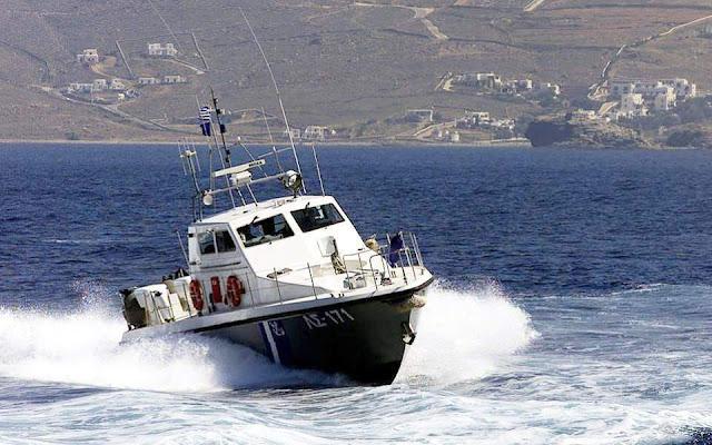 Ημιβύθιση ιστιοφόρου σκάφους αναψυχής στην Αίγινα - Σώοι οι δυο επιβαίνοντες