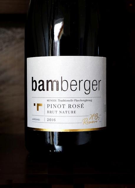 Bamberger Pinot Rosé Sekt