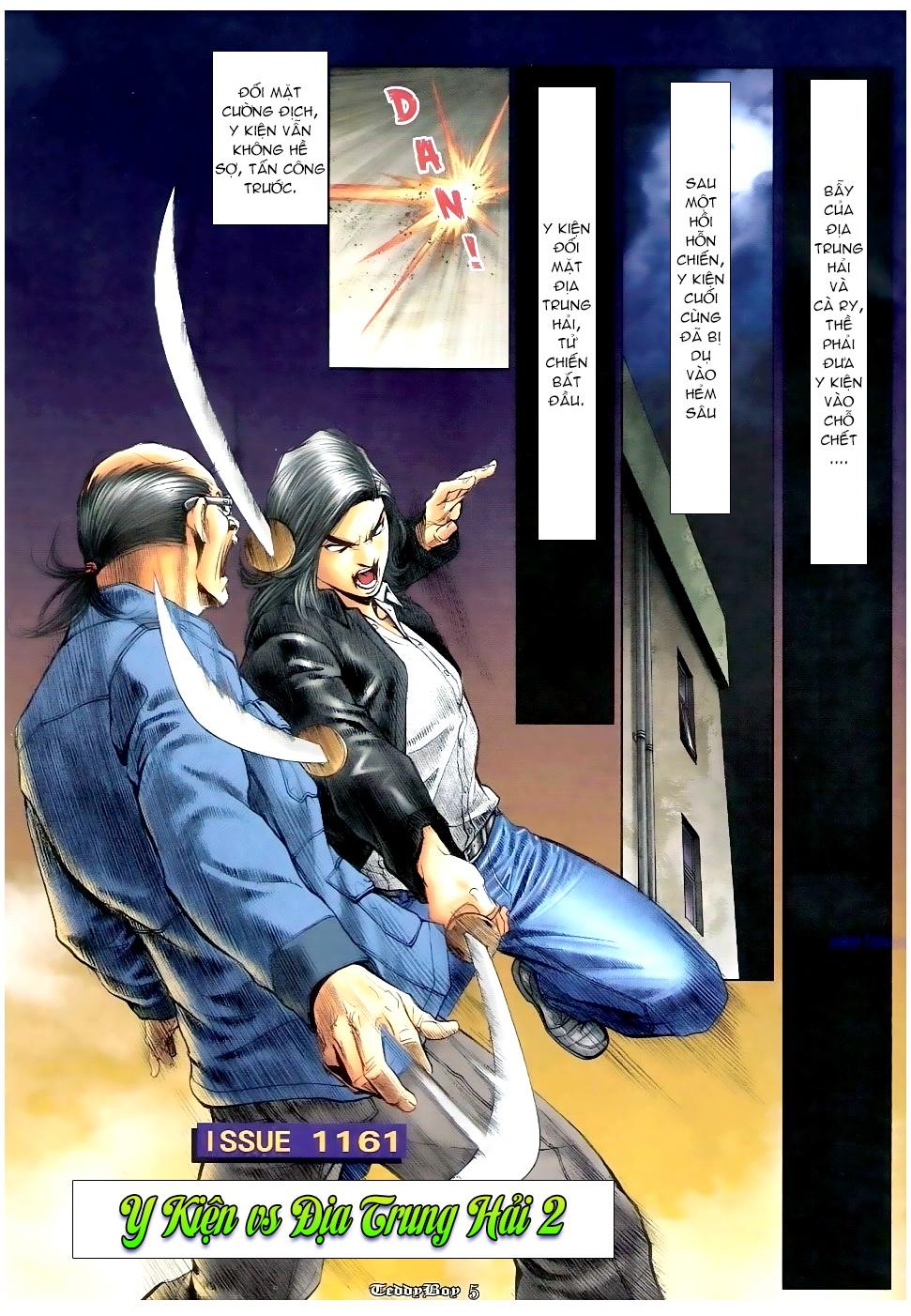 Người Trong Giang Hồ Chap 1161 - Truyen.Chap.VN