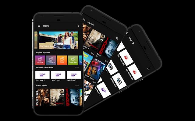 تحميل تطبيق MYCOM TV لمشاهدة افضل الباقات العالمية و الافلام الجديدة