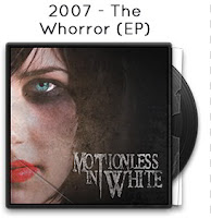 2007 - The Whorror (EP)