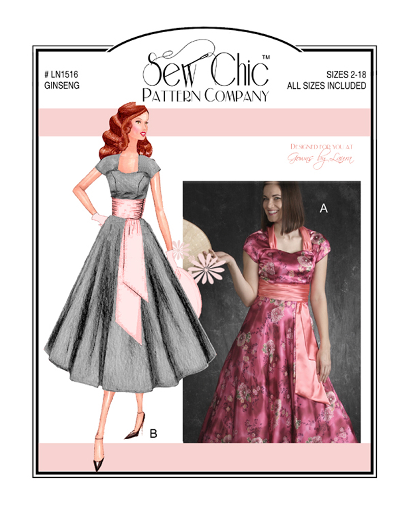 742c605ad40 Maybe you ve been coveting Ginseng or itching to get your hands on Southern  Belle. How about picking your favorite Sew Chic pattern and having it  delivered ...