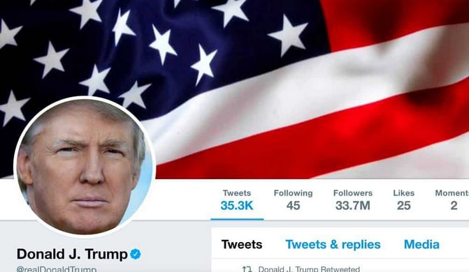 The lawsuit over Trump's Twitter account ends