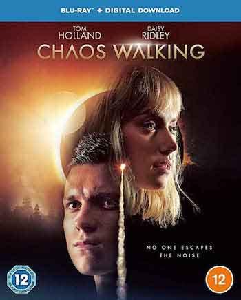 Chaos Walking 2021 480p 350MB BRRip Dual Audio [Hindi - English]