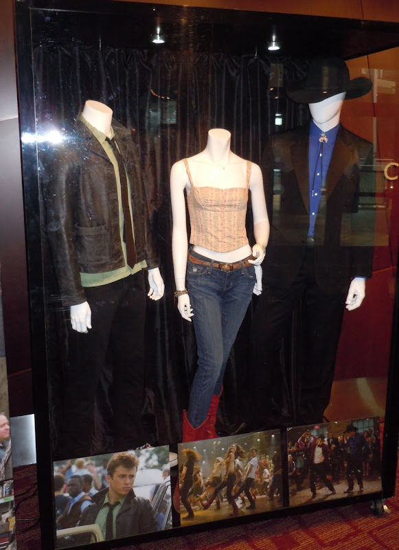 Footloose remake movie display