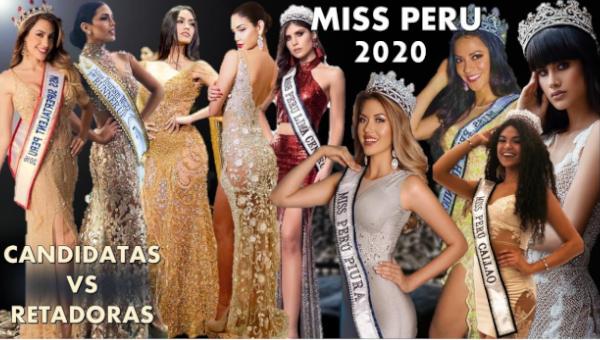 Candidatas renuncian a la corona de Miss Perú