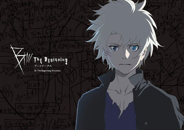 Anime B: The Beginning