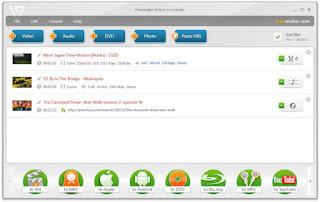 Software Gratis Untuk Rotasi Video Freemake Video Converter