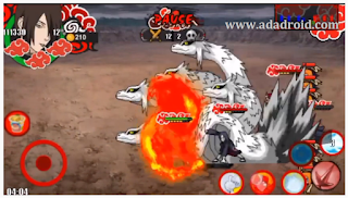 Download Naruto Senki Mod Akatsuki Menace Apk