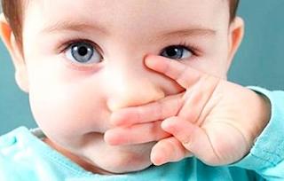 Cara Mudah Mengatasi Hidung Tersumbat Pada Bayi dengan Benar