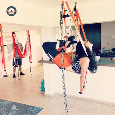 cours fitness aérien
