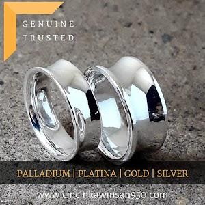cincin kawin platina couple 499pt