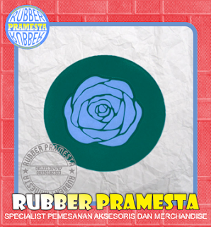 BUAT RUBBER COASTER | CETAK RUBBER COASTER | CUSTOM RUBBER CUSTOM