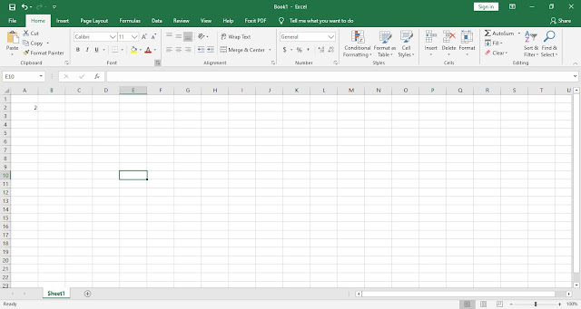 Fill range and move range in excel