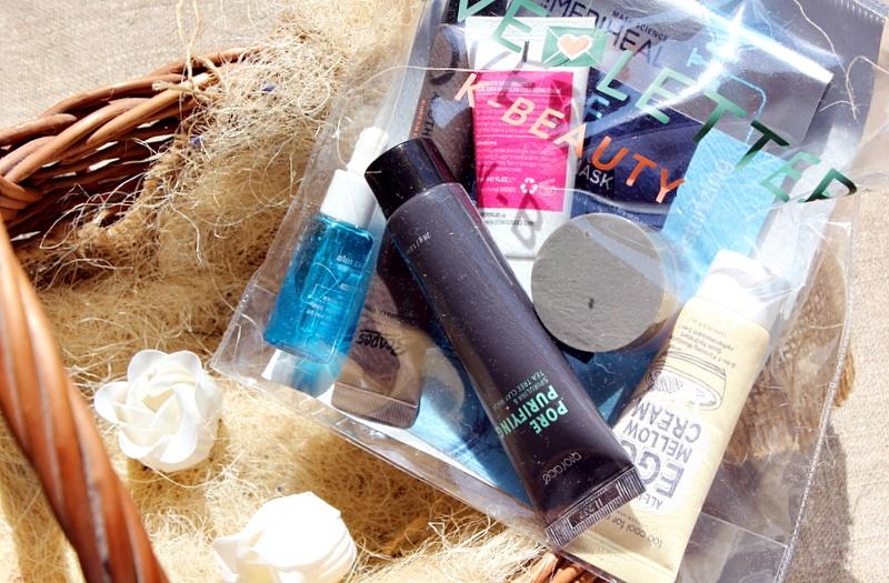 Классный K-beauty bag по акционной цене Promotional Products, K-Beauty Bag, V2, 8 Piece Set / обзор, отзывы