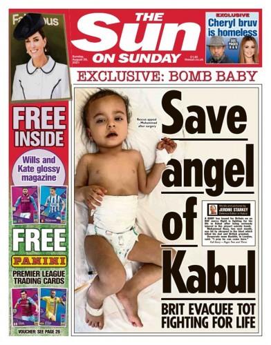 The Sun Uk Magazine 29 August 2021