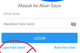 Cara Memulihkan Akun BPJSTKU Lupa Sandi/Email/Pin