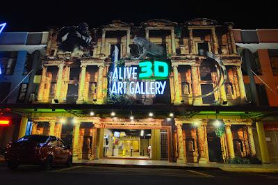 Pengalaman Di Alive 3D Art Gallery Port Dickson