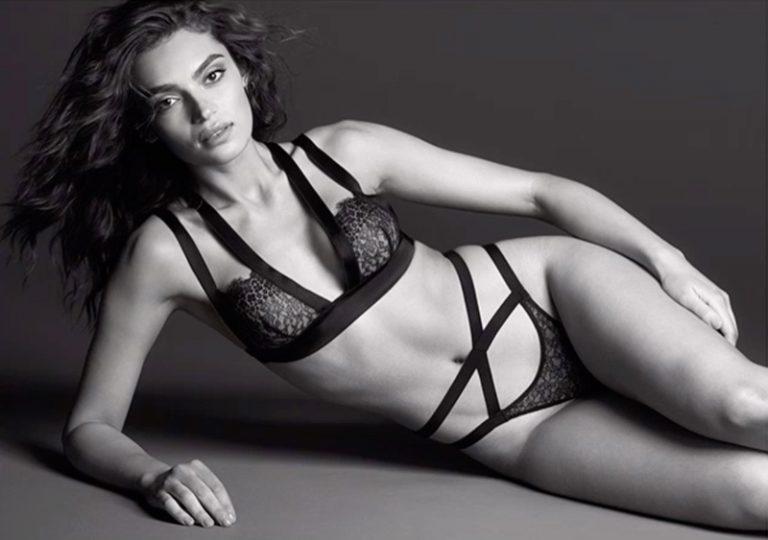 Rubina Dyan fronts Victoria's Secret lingerie pre-fall 2019 campaign