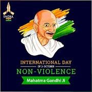 Get Best Gandhi Jayanti Wishes, Slogans, Status in Hindi, Gandhi Jayanti Wishes