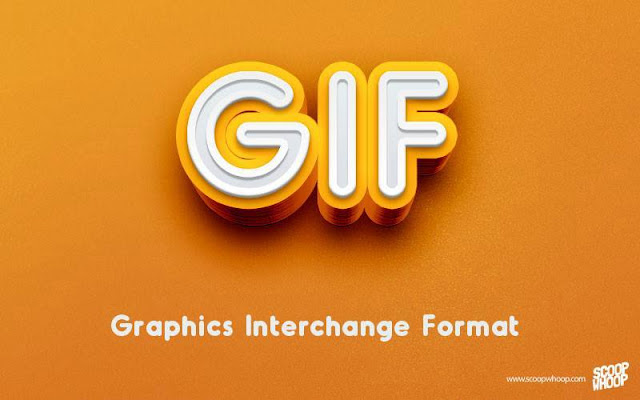 GIF-GRAPHIC-INTERCHANGE-FORMAT