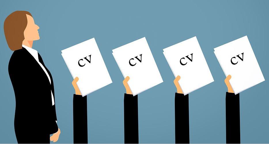 Cara Membuat Cv Lamaran Kerja Yang Benar Template Cv Gratis Eskanor