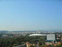 parcul central e cluj arena