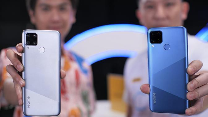 Review Realme C17, HP Entry Level dengan Storage 256 GB