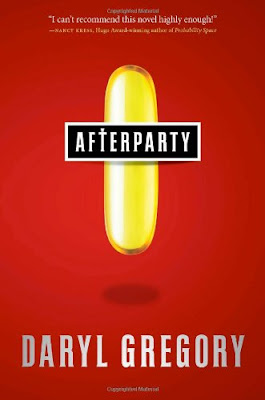 Review de la novela Afterparty de Daryl Gregory - Editorial Gigamesh