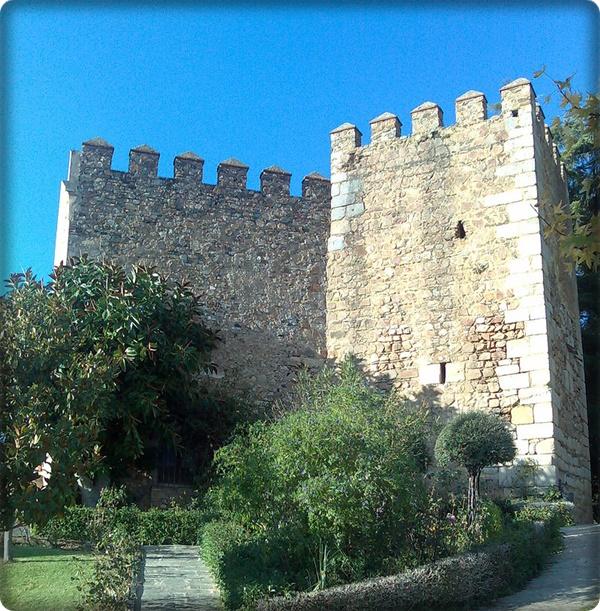 Castillo en Jerez de los Caballeros
