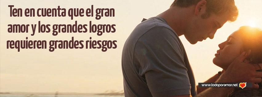 Portadas Con Frases Romanticas Para Facebook Todo Por Amor