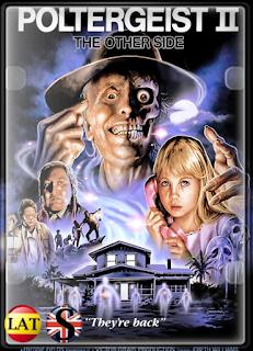 Poltergeist II: La Otra Dimensión (1986) FULL HD 1080P LATINO/ESPAÑOL/INGLES