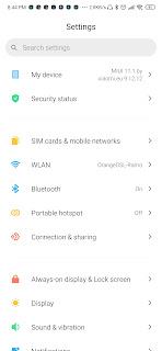 تعرف على سوفت وير شاومي MIUI 11 النسخة الاوروبية Xiaomi software,سوفتوير شاومي,سوفوت وير شاومي,سوفت وير شاومي النسخة الاوروبية,روم شاومي,شاومي,شركة شاومي,شركة شاومي Xiaomi,انواع سوفت وير شاومي,Xiaomi software,Xiaomi,Software,MIUI,MIUI 11