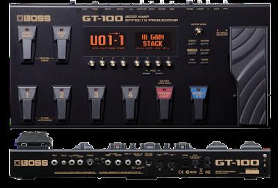 Effect Boss GT100