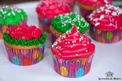 Cupcakes De Caramelo