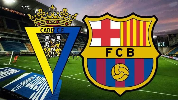 مشاهدة مباراة برشلونة وقادش بث مباشر اليوم 23-09-2021 الدوري الاسباني موقع عالم الكورة