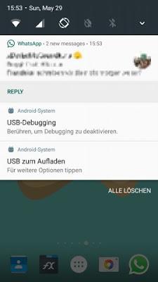Cara Ubah System UI dan Setting Seperti android Nougat 7.0