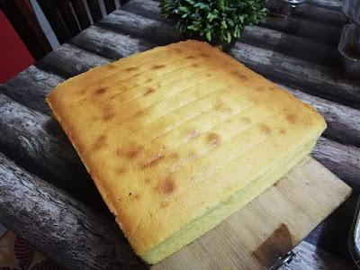 Resepi Kek Durian Gebu Ilham Cikgu Azlina Ina