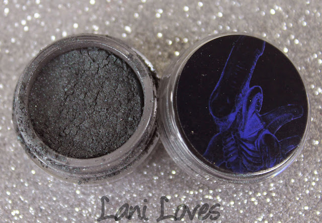 Innocent + Twisted Alchemy I+T Alchemists Drone Eyeshadow Swatches & Review